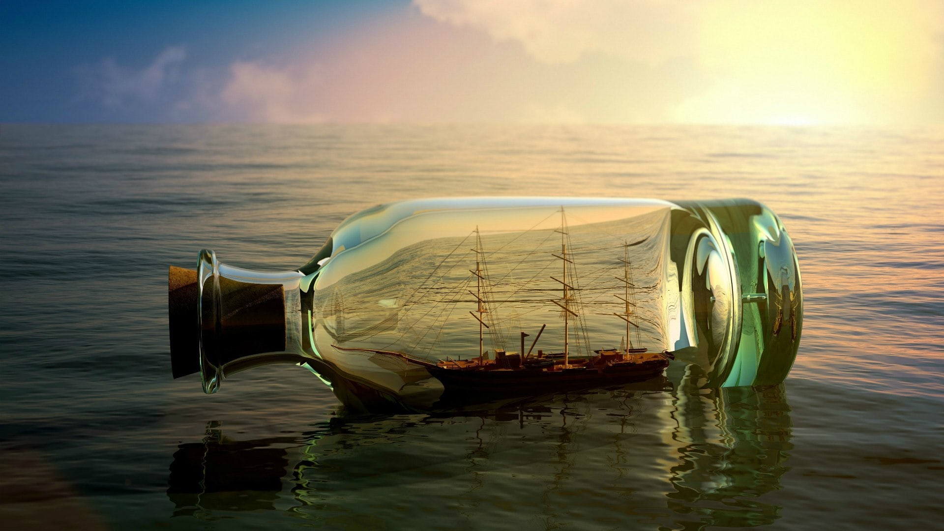 Ship_in_a_bottle Lincai Services - Sourcing Agent China