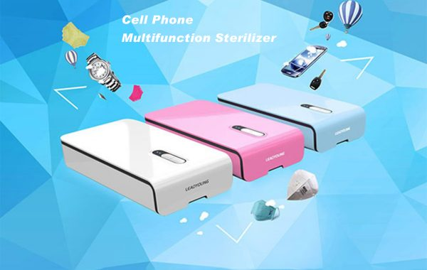 Cell Phone Multifunction Sterilizer