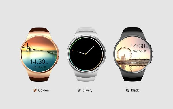 KW18 smart watch