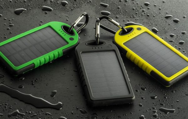 Solar Power Bank 5000